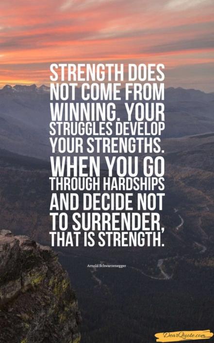 Arnold Strength