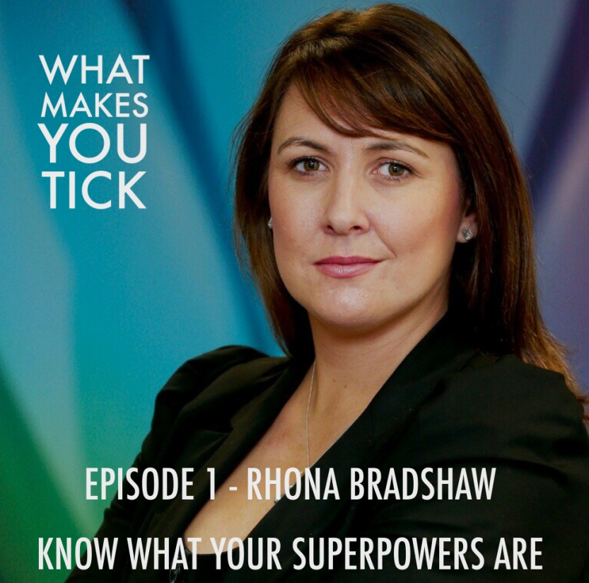 podcast rhona bradshaw